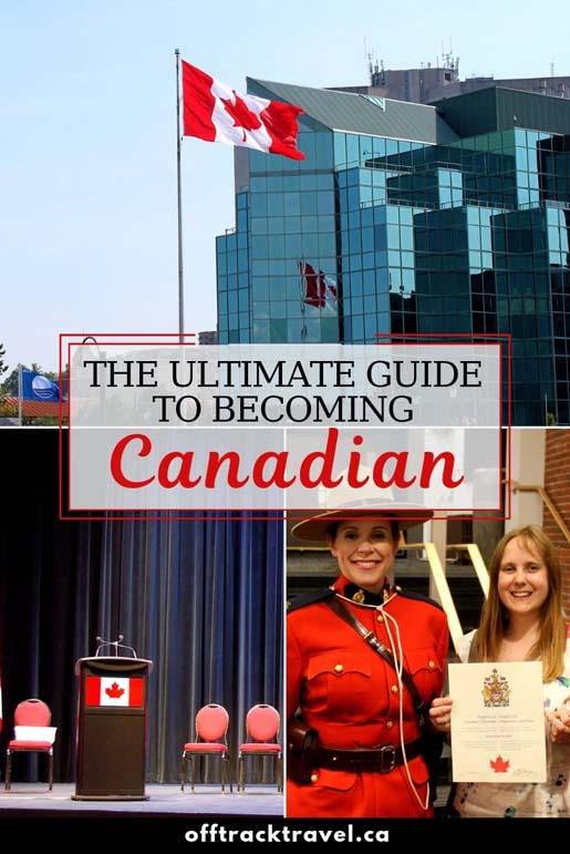 Everything you need to know about becoming a Canadian citizen from the application to the official ceremony! offtracktravel.ca