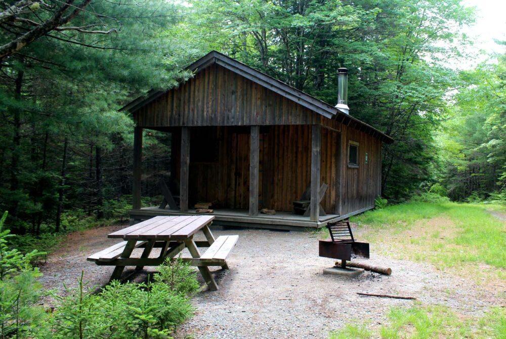 kejimkujik national park cabin canoe trip