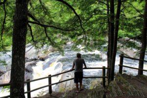 kejimkujik national park mill falls hike