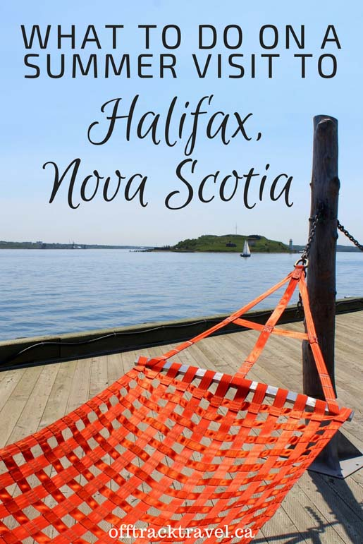 Click here to read about the many interesting things there are to do on a summer visit to Halifax, Nova Scotia! offtracktravel.ca