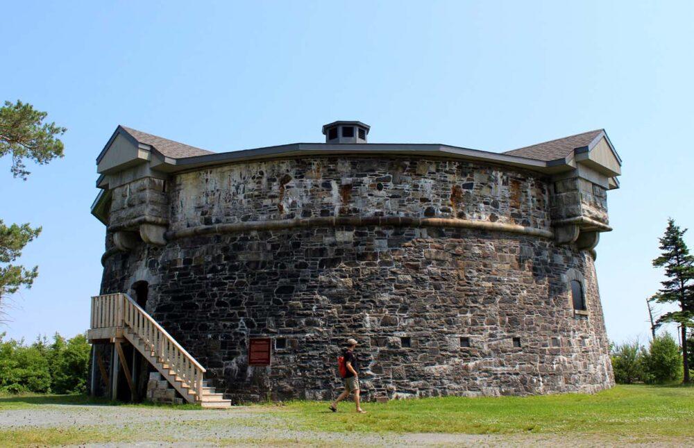 Prince of Wales martello tower halifax nova scotia