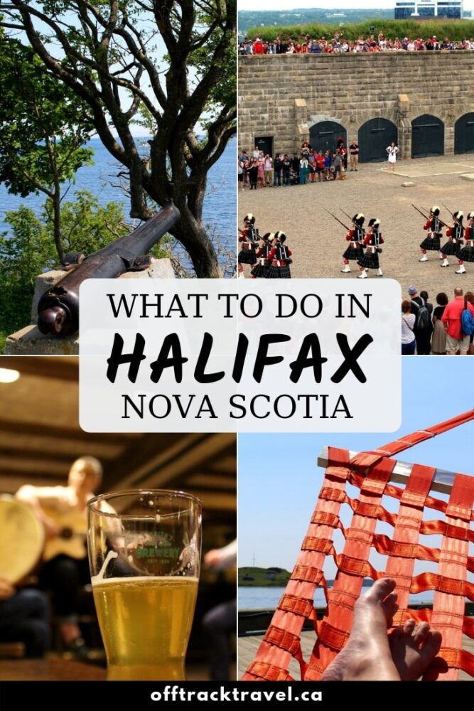 Discover the best things to do in Nova Scotia during a summer visit, from beaches and beer drinking to historical sights and outdoor adventures! offtracktravel.ca