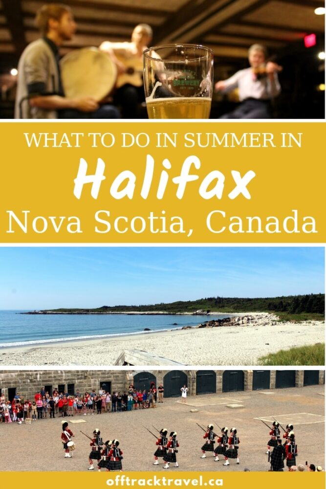 Halifax is a fun, friendly and young city, especially in summer. In fact, it rivals Vancouver for my favourite city in Canada. Here is everything we discovered about celebrating summer in Halifax, Nova Scotia. offtracktravel.ca