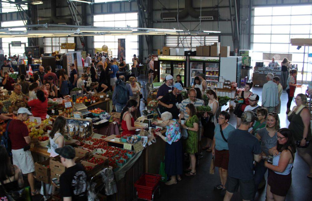 halifax waterfront farmers market canada day