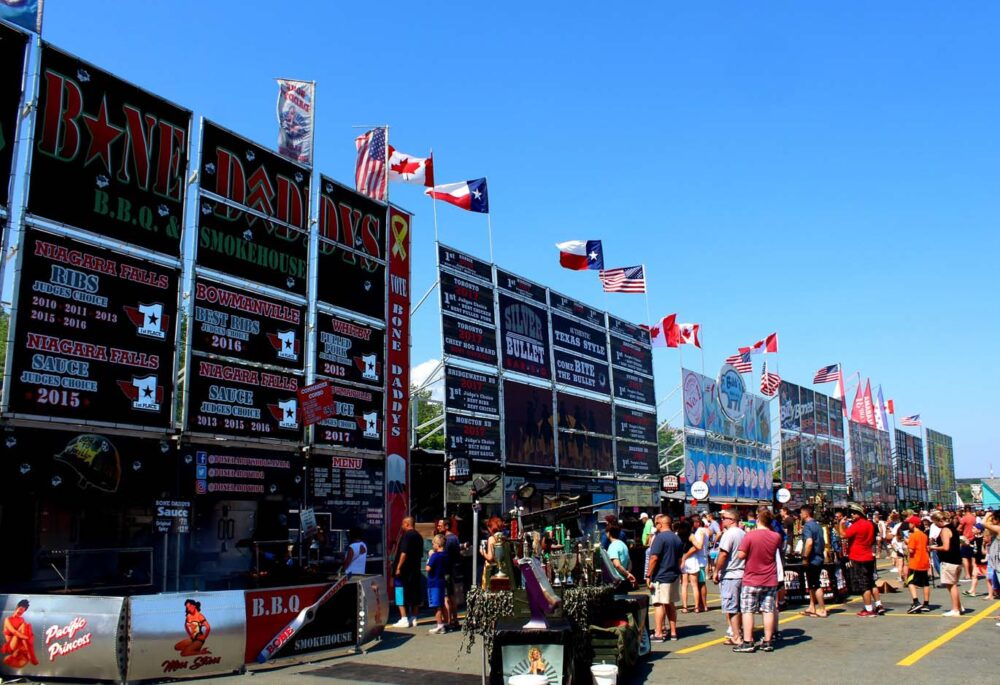 ribfest halifax canada day weekend