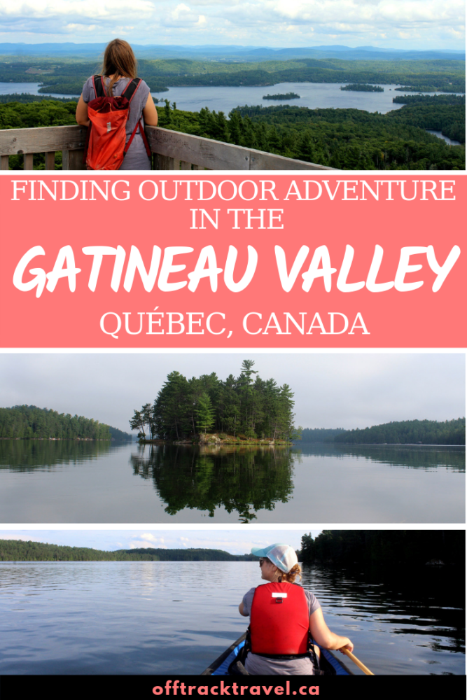 A place better known for forestry, the Gatineau Valley is becoming a new destination for outdoor enthusiasts. On a recent trip through Quebec, we checked out what is on offer in the Gatineau Valley for ourselves. Spoiler alert - it's definitely worth the trip! offtracktravel.ca
