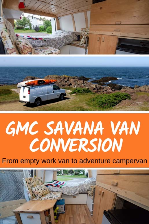 From empty work van to amazing adventure campervan. Check out this step by step blog post series of our #vanlife journey for inspiration and advice for your own van conversion!