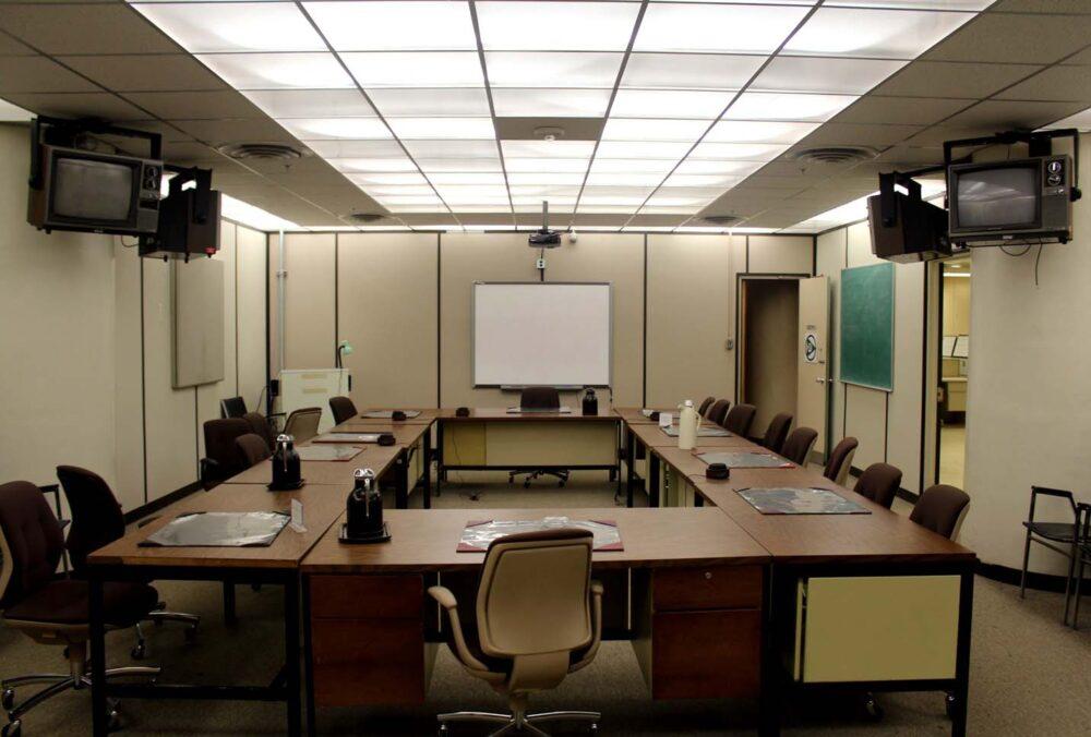 diefenbunker ottawa command room