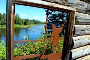 lac temiscoutata jardin of memories