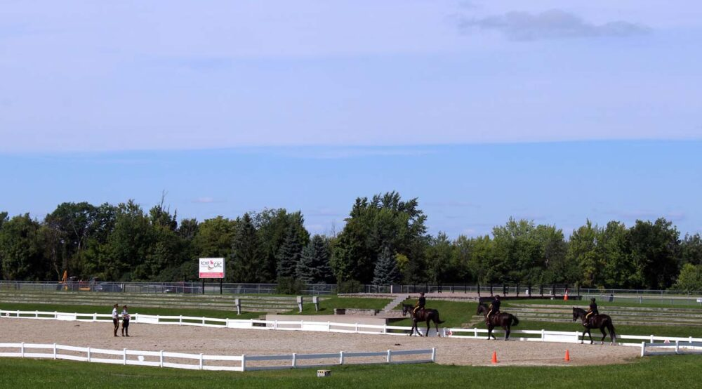 RCMP Musical Ride Centre, a unique Ottawa attraction