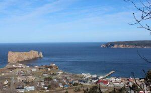 perce rock and bonaventure island quebec parks