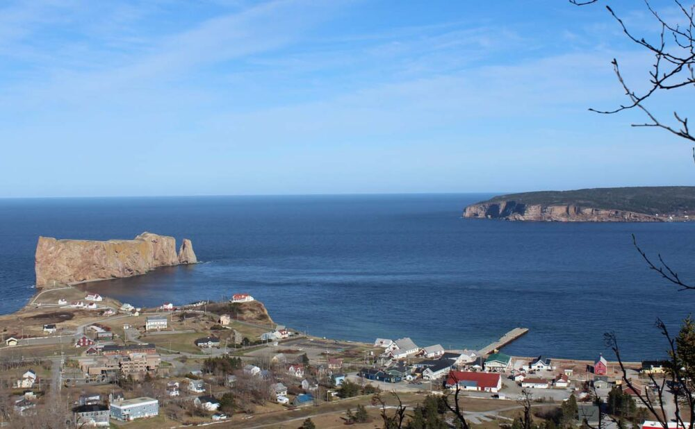 perce rock and bonaventure island quebec parks