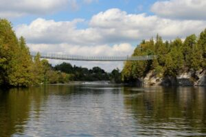 ferris suspension bridge campbellton 2
