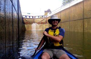 jr lock 11 12 trent severn waterway