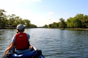 paddling the trent severn ontario