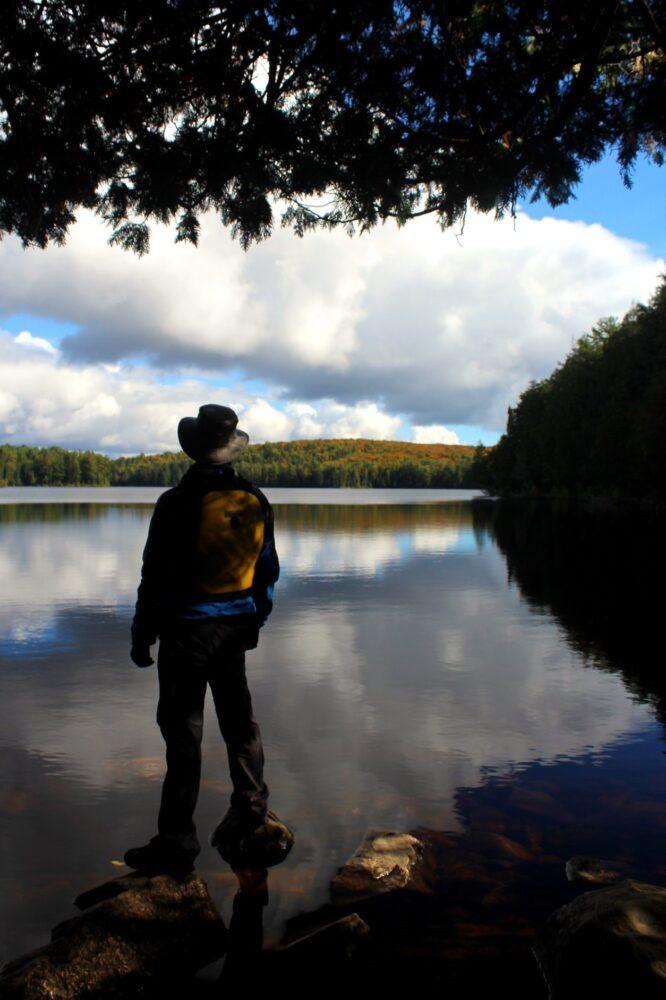 algonquin provincial park jr lake