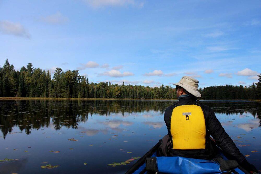 Algonquin Provincial Park Ontario A Canoeist S Wonderland