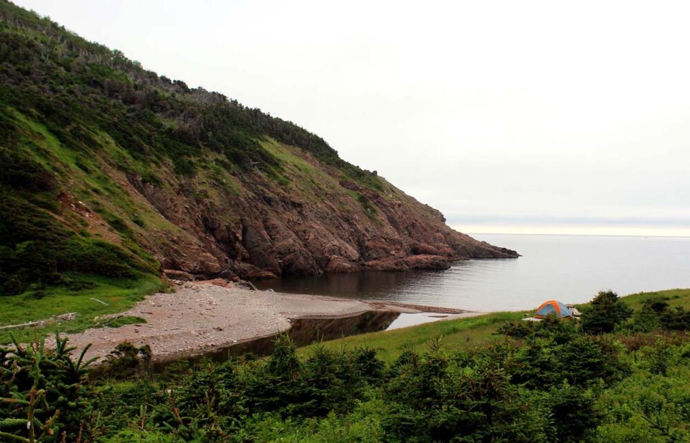 fishing cove campground nova scotia
