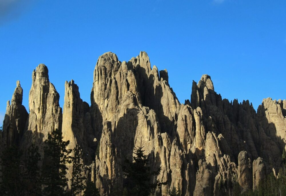 pinnacles needles highway south dakota