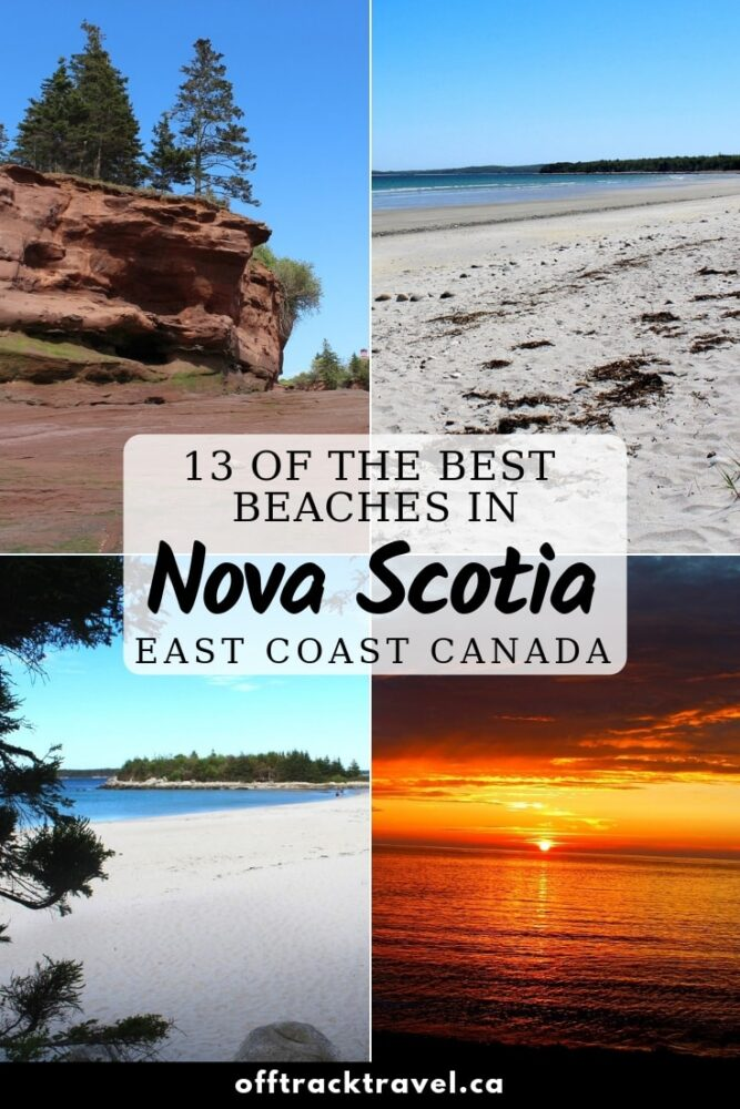 Over seven weeks, we must have stopped by at least three dozen Nova Scotia beaches. And that is really only a taste of what is on offer, seeing as this beautiful province hosts an incredible 7400km of coastline! Click here to discover thirteen of the best beaches in Nova Scotia, Canada. offtracktravel.ca