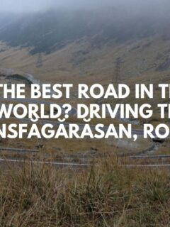 The Best Road in the World_ Driving the TransfăgărăSan, Romania