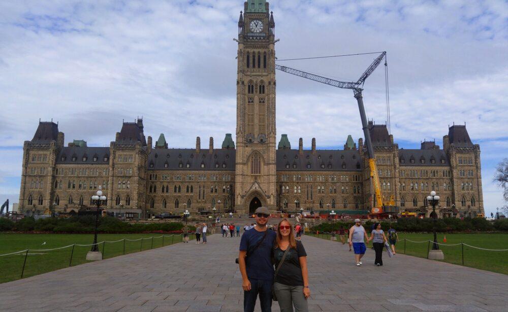 gemma jr ottawa parliament buildings ontario canada