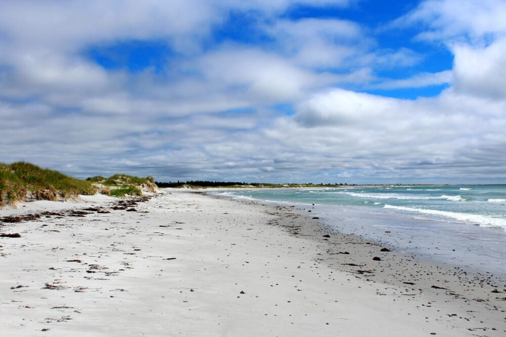 hawk beach cape sable island nova scotia