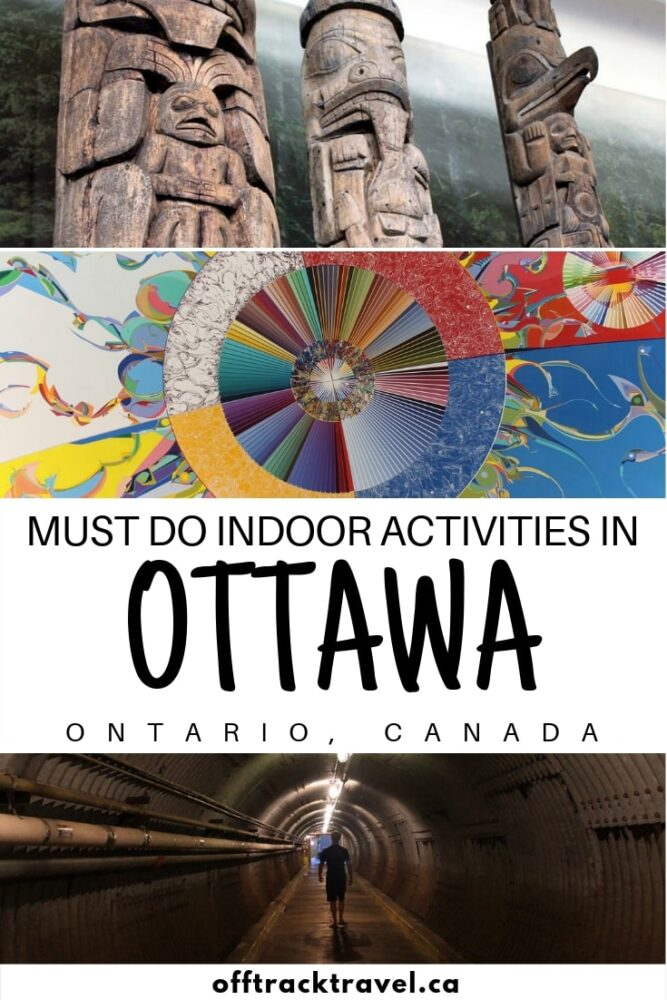 As well as being one of Canada's most approachable cities, Ottawa is also a fantastic place to visit year round. The reason is simple; there are so many indoor activities in Ottawa! Click here to read about the must do indoor activities in Ottawa, ideal for days with difficult weather! offtracktravel.ca