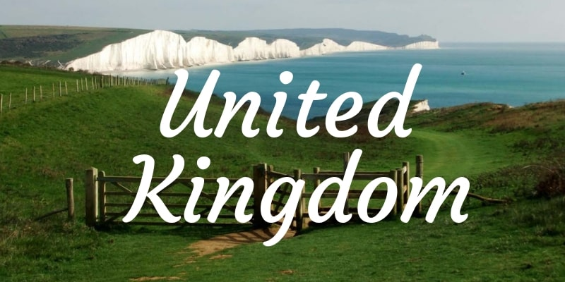 United kingdom working holiday
