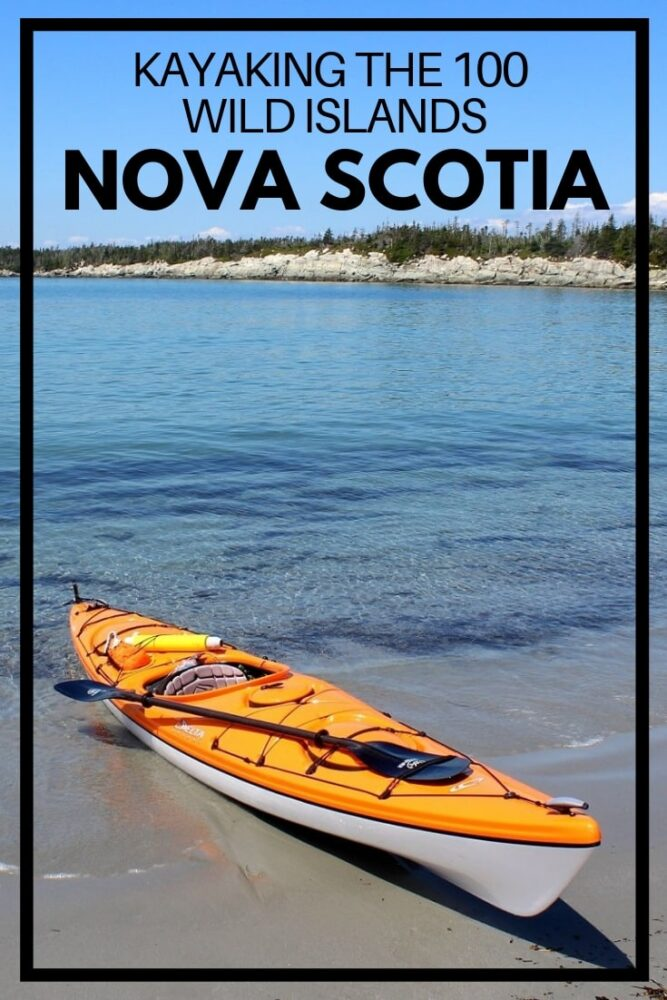The 100 Wild Islands is an exciting new kayaking destination on Nova Scotia's Eastern Shore. Largely forgotten until 2014, the Nova Scotia Nature Trust launched a campaign to protect this beautiful area. Most of the islands (of which actually number more than 100) have been untouched by humans, preserving a unique coastal environment of boreal rainforest, bogs, sheltered bays and rugged headlands. Click here to find out more! offtracktravel.ca