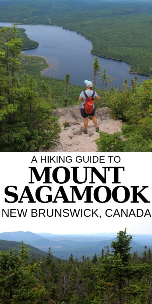Mount Sagamook is New Brunswick's third highest mountain and offers an approachable and beautiful day hike with great rewards. Click here to read our experience hiking the 6km Mount Sagamook trail and then use the following Mount Carleton Provincial Park guide as a reference for planning your own trip! offtracktravel.ca