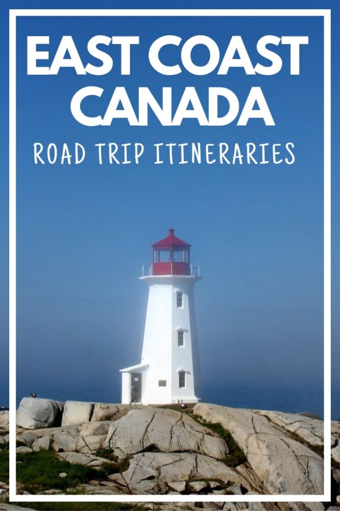 A road trip on Canada's East Coast is an exciting and unforgettable adventure, with beautiful views and interesting experiences almost everywhere you go. Click here and use these itineraries to help create your own perfect East Coast Canada road trip route! offtracktravel.ca