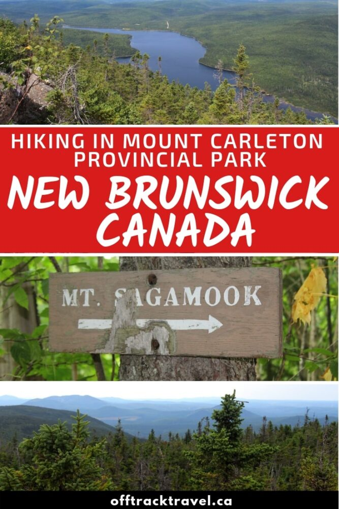 Mountains may not be the first thing you think of when it comes to the Canadian province of New Brunswick. Mount Carleton Provincial Park, however, is home to the highest mountains in the entire Maritimes region and is absolutely worth a visit for anyone looking for a taste of wilderness. Click here to discover more about this beautiful provincial park and one of the alpine hikes within it, the Mount Sagamook trail. offtracktravel.ca