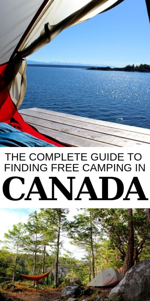 One of the best ways to truly experience the magnificence of Canada's seemingly endless wilderness is to go camping. Whether you use a van, RV or tent, there are so many opportunities to find free camping in Canada. With seven years of camping across Canada behind us, I thought it was about time I shared some of our secrets to finding free camping in Canada. Click here to discover more! offtracktravel.ca