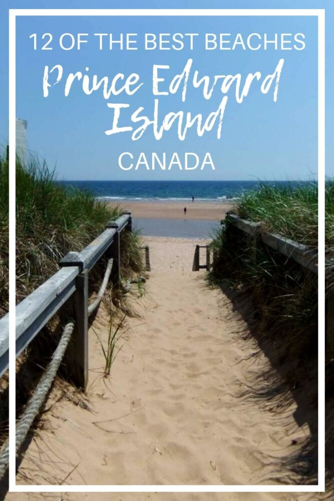 Canada's smallest and least populated province has an incredible amount of shoreline - 1100km to be exact, with 800km of beaches. And PEI's beaches are something a little extra special, with the sand ranging from tropical island white to a vibrant rosy red in colour. Here are 12 of the best, as discovered during a 2000km journey around PEI! offtracktravel.ca