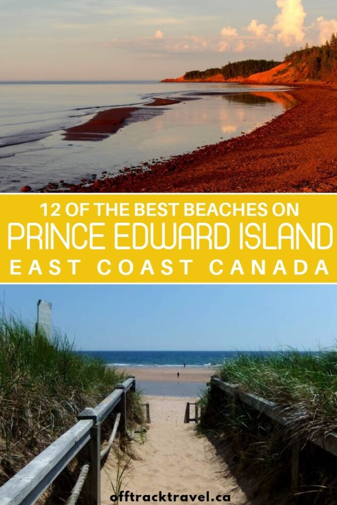 Canada's Prince Edward Island is ideal destination for idyllic beach holidays. Last summer, we took on the challenge to find the best beaches in PEI, driving over 2000km to see as much of the island as we could. Here's what we discovered! offtracktravel.ca