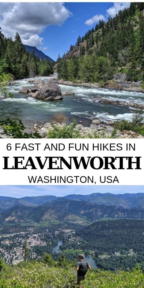 Click here to discover six fast and fun Leavenworth hikes that are guaranteed to offer a good time, ideal for shoulder season visits or those with limited time. offtracktravel.ca