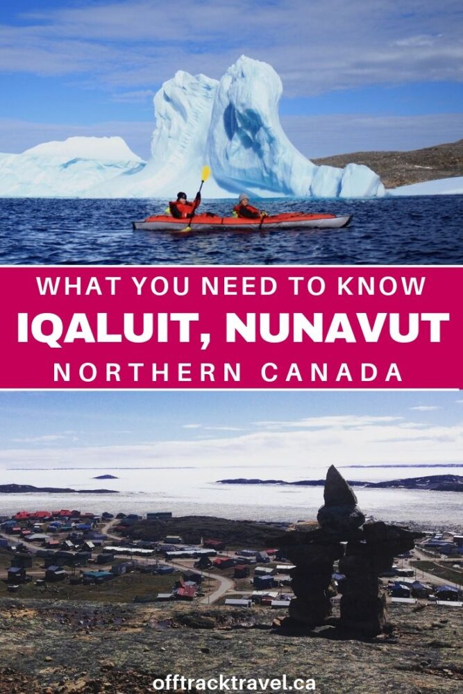 Check here to discover all the inspiration and information you need to make that once of a lifetime visit to beautiful Iqaluit, Nunavut, actually happen! offtracktravel.ca