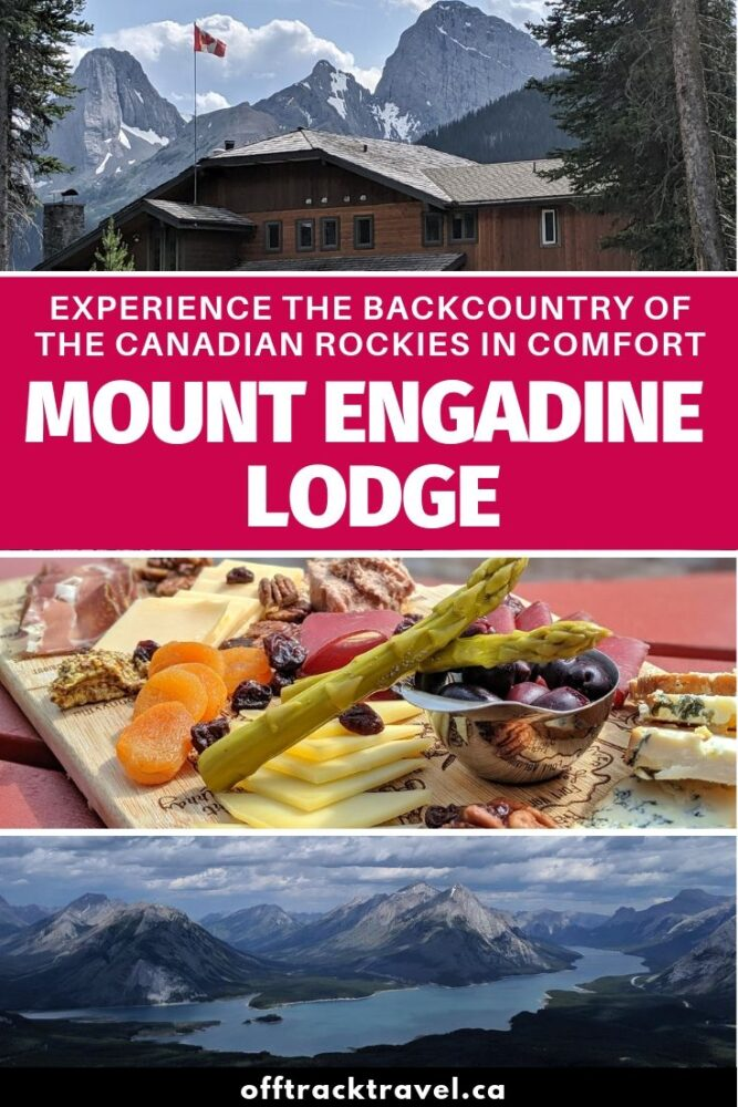 Alberta's Mount Engadine Lodge offers the chance to experience the quiet, unspoiled nature of the Canadian wilderness but without any of the preparation, equipment or costs usually required to get to the backcountry. Click here to discover more about this beautiful place! offtracktravel.ca