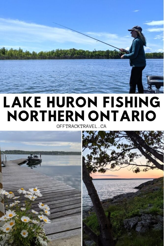 If you are looking for an unforgettable northern Ontario angling trip (and maybe catch your own huge northern pike or two), click here to discover more about Lake Huron fishing!