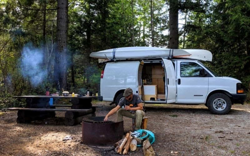 25+ of the Best Campgrounds on Vancouver Island, BC