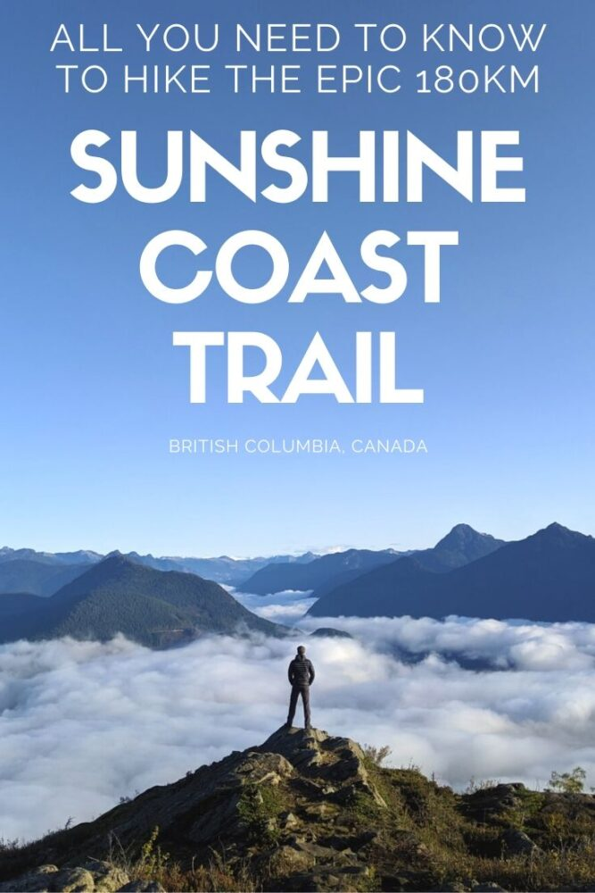 The Sunshine Coast Trail is an incredible 180km hut-to-hut hiking route in south-west British Columbia, Canada. Click here to discover our own experience hiking the SCT plus a comprehensive planning guide so you, too, can organise your own adventure on this magnificent trail! offtracktravel.ca