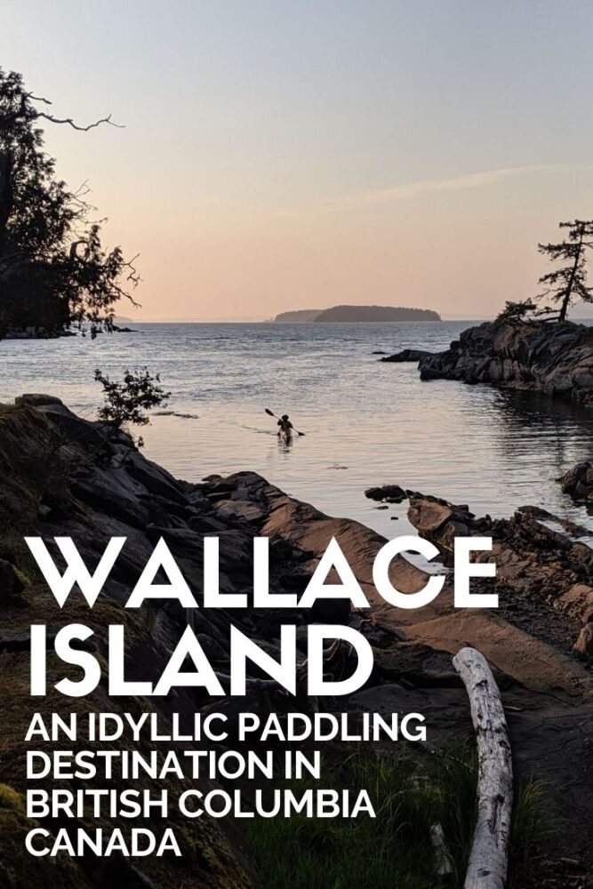 Sometimes, the best 'backcountry' trips are the ones hidden just beyond civilisation. This is certainly true of the five days we spent kayak camping on idyllic Wallace Island, British Columbia, Canada. Click here to discover this island paradise for yourself, with our trip experience and comprehensive planning guide. offtracktravel.ca