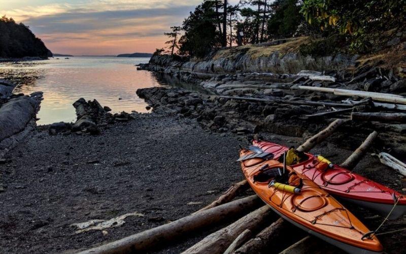 Wallace Island: An Idyllic Kayaking Destination in British Columbia
