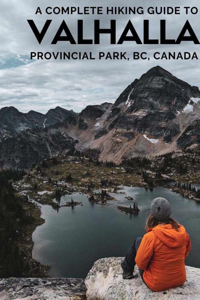 Named after the Norse equivalent of Heaven, Valhalla Provincial Park is exactly that if you like wild, beautiful natural areas with an absence of people. Click here to discover a full hiking guide to this spectacular area of British Columbia, Canada! offtracktravel.ca