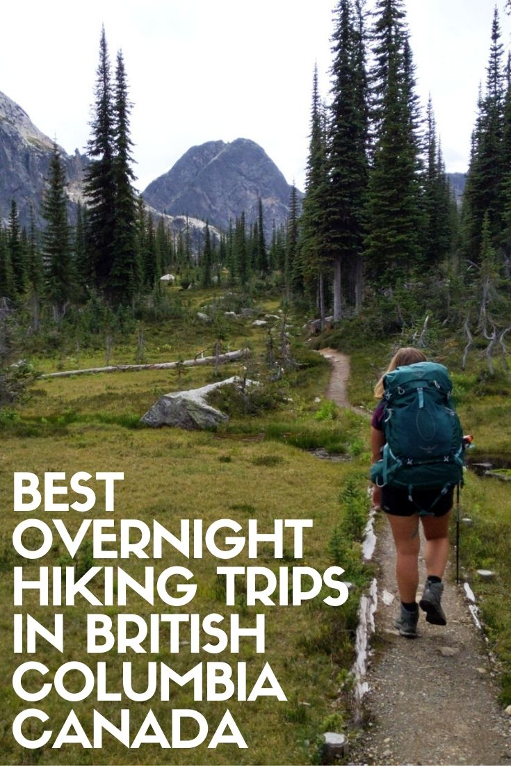 If you want to truly experience the raw beauty of British Columbia, multi-day hiking is one of the best ways to do it. This post features 20+ short BC backpacking trips of 15km or less, perfect for an overnight adventure! offtracktravel.ca