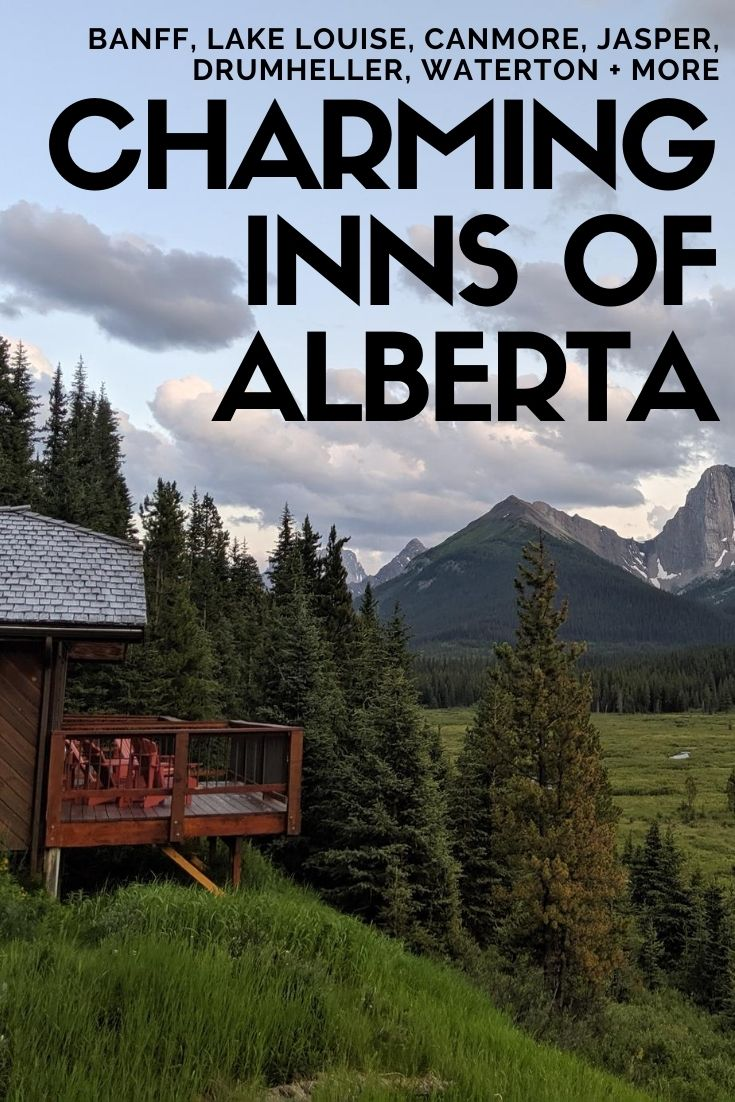 If you like staying at places with soul and distinctive character, you'll love the Charming Inns of Alberta. This collection of 12 independently owned properties put bland, characterless hotel rooms to shame. Click here to discover more!
