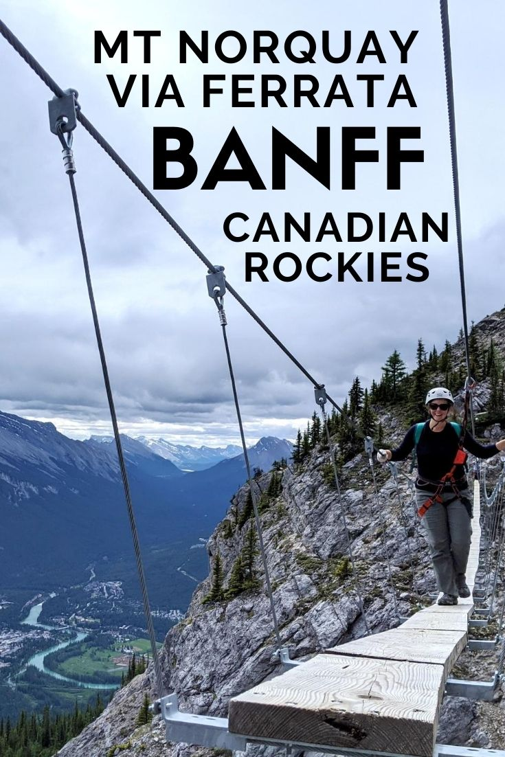 Offering a mix of climbing, hiking and scrambling, Via Ferrata is an exciting way to explore mountainous areas in complete safety. Mt Norquay (near Banff, Alberta) has four thrilling Via Ferrata courses, each offering phenomenal views of the Bow Valley mountains. Click here to discover everything you need to know about trying Banff's exciting Via Ferrata!