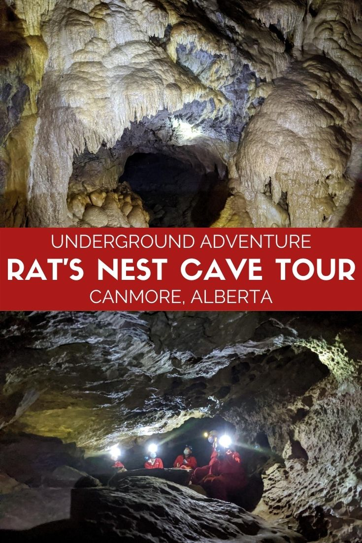 Discover the beauty of the underground world on an exciting adventure with Canmore Cave Tours. Here's everything you need to know about this unique activity near Banff! offtracktravel.ca