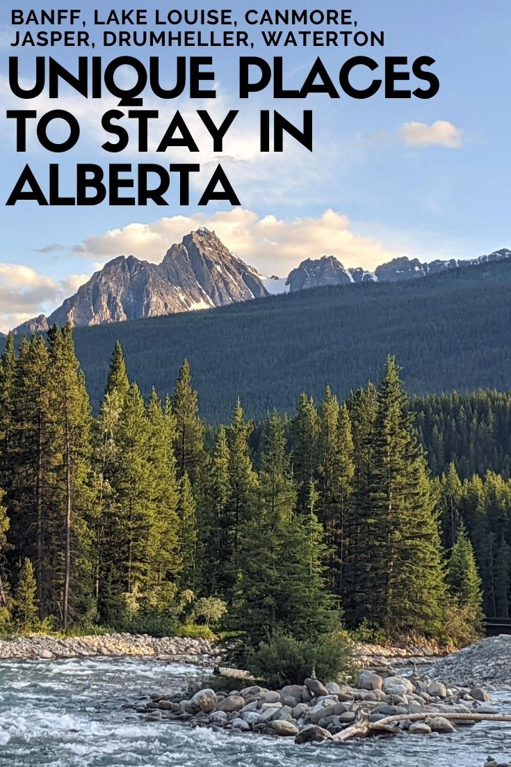 Looking for somewhere unique to stay while visiting Alberta? Check out the Charming Inns of Alberta, a group of 12 distinctive properties in such beautiful locations as Banff, Lake Louise, Canmore and more!